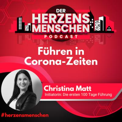 Podcast Der Herzens Menschen, von Christina Matt, Entwicklung mc2